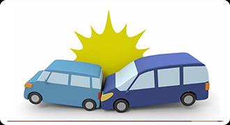 交通事故にも対応